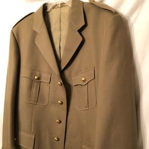 Other - French Military Coat. Made In France 44L